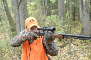 Jagd mit modernen Vorderladern